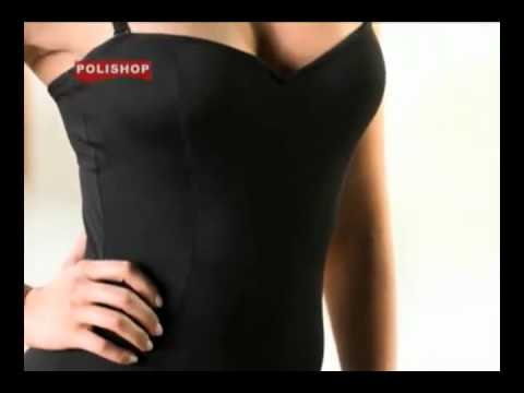 b756dd973d34c Shapewear Body Fit Total Control DRRey na POLISHOP - YouTube
