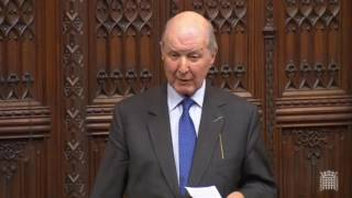 "Lord Stirling: ""We're taking a view for the next 200 years"""