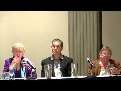 Stephen Suomi part 3 / Panel Discussion