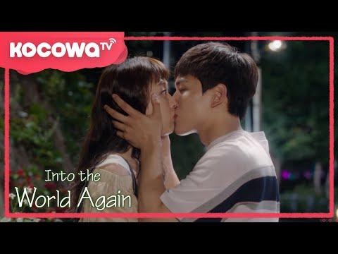 [Into the World Again] Ep 22_Lee Yeon Hee and Yeo Jin Goo Kiss Scene