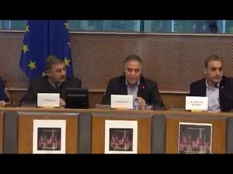 Conference on Iran and Eastern Kurdistan in EP , Thursday 04.06.2015