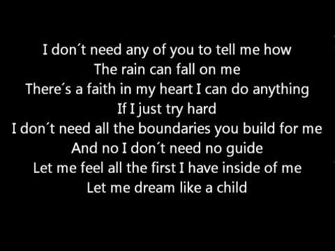 Something Sweet Lyrics