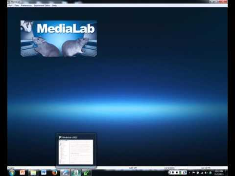 How to use MediaLab (Empirisoft)