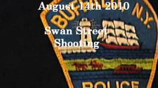 Buffalo Police 08-14-2010 Main & Swan Street (8 People Shot) Part 1/3