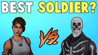 BEST Soldier In The Game? | Master Grenadier vs Urban Assault! | Fortnite Save The World