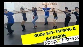Good boy - G dragon & Taeyang | KPOPX FITNESS | FULL SONG