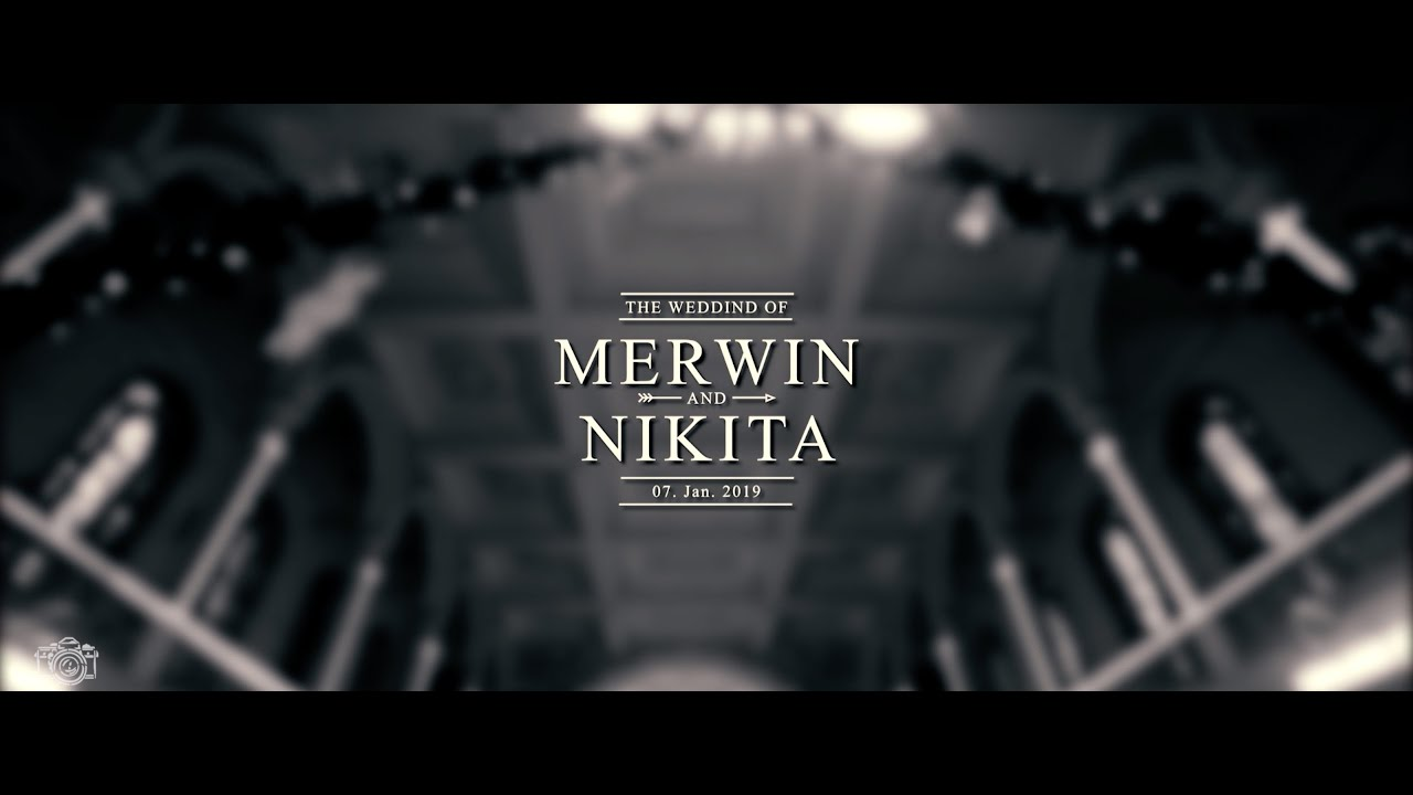Merwin & Nikita | Best Wedding Film Highlight | Cinematic Film | Cine Photo Shoot