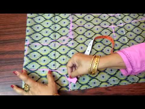 Marking and cutting of suit thumbnail