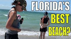 RV Camping at Fort De Soto State Park and the Dog Beach!