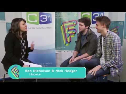 Ben Nicholson & Nick Hedger (Pt 1) - 2014 Melbourne Fringe Festival