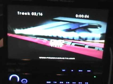 power acoustik ptid 8970nrb in grandam gt youtube rh youtube com Power Acoustik Double Din Power Acoustik Double Din