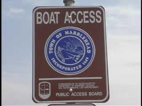 Progressive Boat Insurance over Marblehead, MA