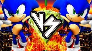Sonic Adventure 2 Versus | Episode 1