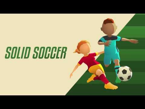 Solid Soccer on Apple TV