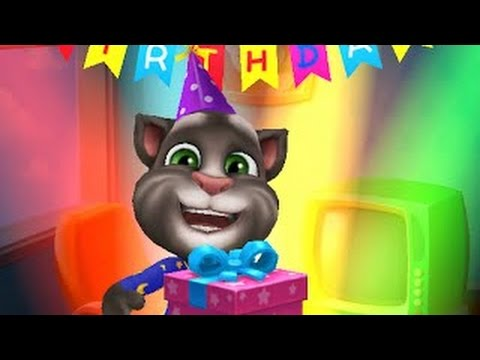 My Talking Tom Level 5 Gameplay Cat Tom Kids Personal Cares HD Igameplaydroid