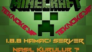 1.8.8 Minecraft Hamachi Server Nasıl Kurulur?