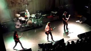 Soundgarden - Taree @ Shepherds Bush Empire, London, 9th November 2012