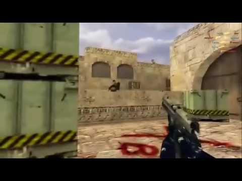 Игра Контр Страйк M4A1 2 онлайн (Counter Strike M4A1 2