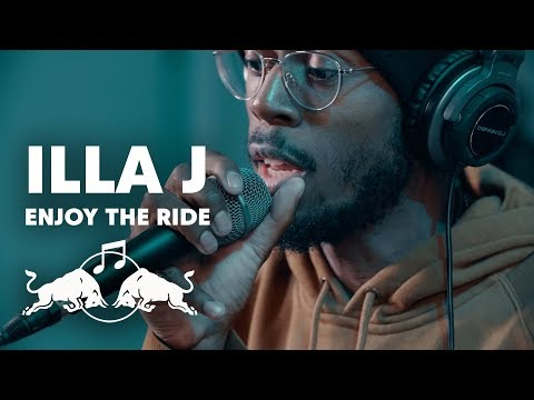 Illa J – Enjoy The Ride | Live | Red Bull Music Studios Berlin