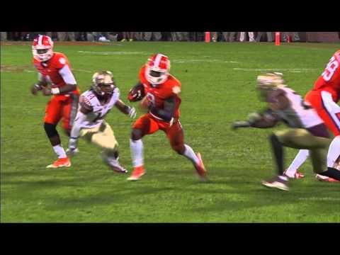 Clemson Football    2015 Season Review