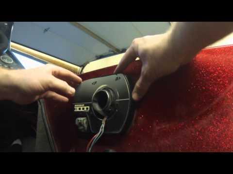 Quicksilver 3000 Throttle Removal & Installation Ranger Bass Boat