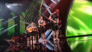 Grabenlandbuam - Große Chance - Halbfinale - Auf und Ab