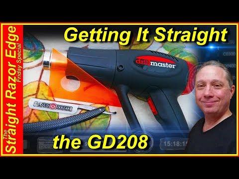 How To Fixing the Alignment Straight Razor, Straight Razor Edge Friday Special