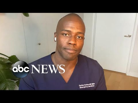 NYC doctors describe being on the frontlines in US's coronavirus epicenter | Nightline