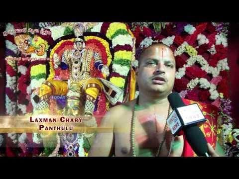 Hindu Today Exclusive Present Shri Vaikunta Ekkadasi Celebrations at Ranganadh Swamy Temple Jiyaguda