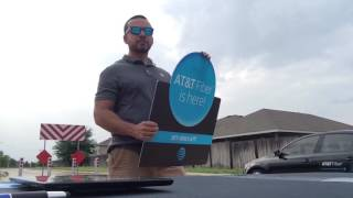 Jay's daily VLOG 001 Journey to a $10k Commission Check AT&T Door Knocking 5.0