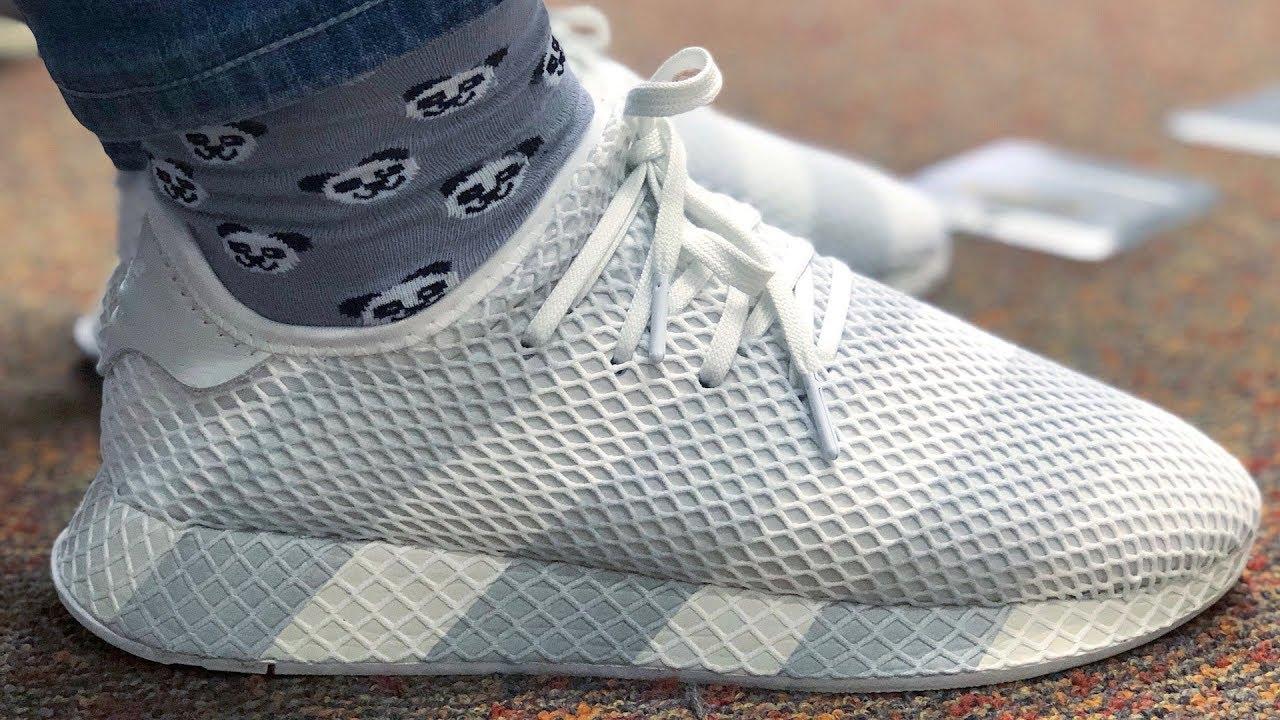 best sneakers df543 6469f adidas DEERUPT Sneaker Consortium Review Fresh, Clean, and Dope!