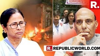 Centre Seeks Reports From W.B Govt On Steps Taken To Curb Political Violence And Doctors' Strike