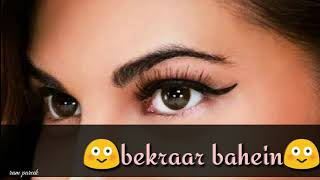 Ajnabi hawayein beautiful song for you subscribe full song in Whatsapp. Share your friends