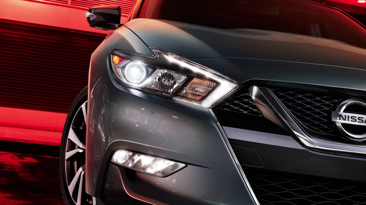 2017 Nissan Maxima - Vehicle Dynamic Control (VDC) - YouTube