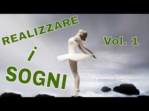 Audio Frasi motivazionali: REALIZZARE I TUOI SOGNI Vol. 1 - Video Motivazionali - (ISPIRAZIONE)