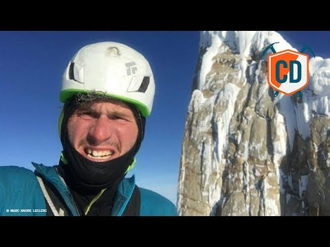 Marc Andre Leclerc And Ryan Johnson Missing In Alaska  Climbing Daily Ep.1128