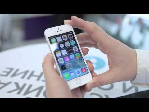 Видео обзор Apple iPhone 5S от ИОН