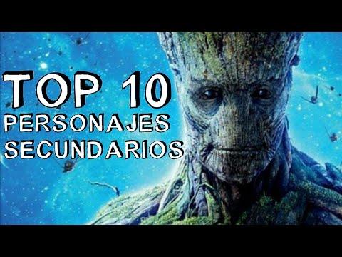TOP 10 : PERSONAJES SECUNDARIOS MEMORABLES ✔
