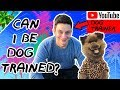 CAN I BE DOG TRAINED? WITH ZAK GEORGE