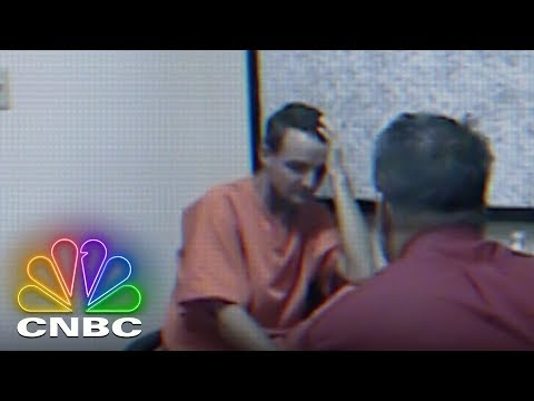 American Greed: During Police Interrogation, Alan Hruby Utters Three Critical Words | CNBC Prime