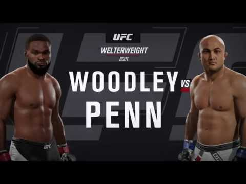 Technical with Tyron Woodley | EA Sports...