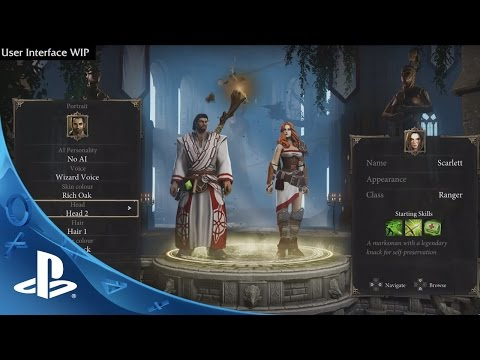 Divinity Original Sin Enhanced Edition - Overview Trailer | PS4