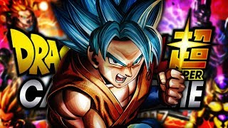 NEW Dragon Ball SUPER Game?! Dragon Ball Super Card Game GAMEPLAY!!