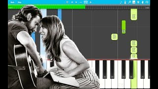 Lady Gaga - Look What I Found PIANO Tutorial EASY (Piano Cover)