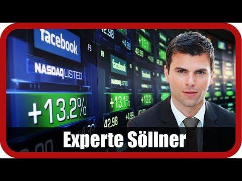 Florian Söllner: Turnaroundformel, Blockchain, Hot Stocks - clever investieren im Tech-Sektor