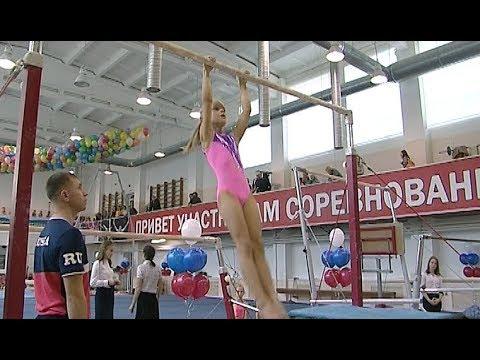Открытое первенство Челябинска по гимнастике