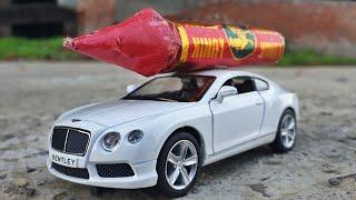 BIG ROCKET VS CAR