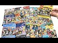 LEGO Minifigures Opening - ALL 30 LEGO Minifigures Series!