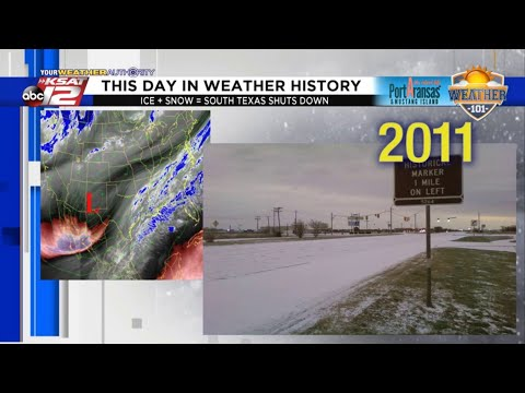This Day in Weather History: February 3, 2020