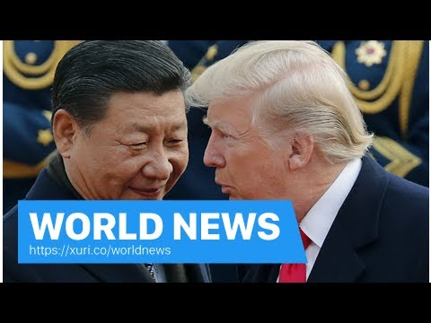 World News - Trump said the U.S. Administration mistakenly backed the WTO China I